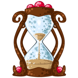 Hourglass icon