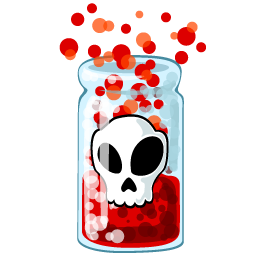 Poison icon