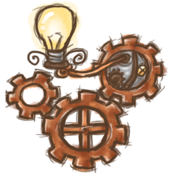 Steampunk Light icon