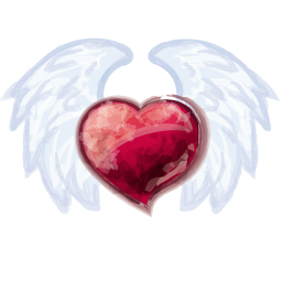 Wing Heart icon