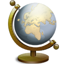 Nautilus Globe icon
