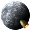 Rocket-Moon icon