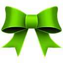 Ribbon-Green icon