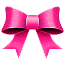 Ribbon Pink Pattern icon