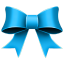 Ribbon Blue icon