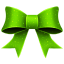 http://icons.iconarchive.com/icons/mkho/christmas/64/Ribbon-Green-Pattern-icon.png