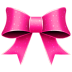 Ribbon-Pink-Pattern icon
