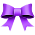 Ribbon-Purple icon