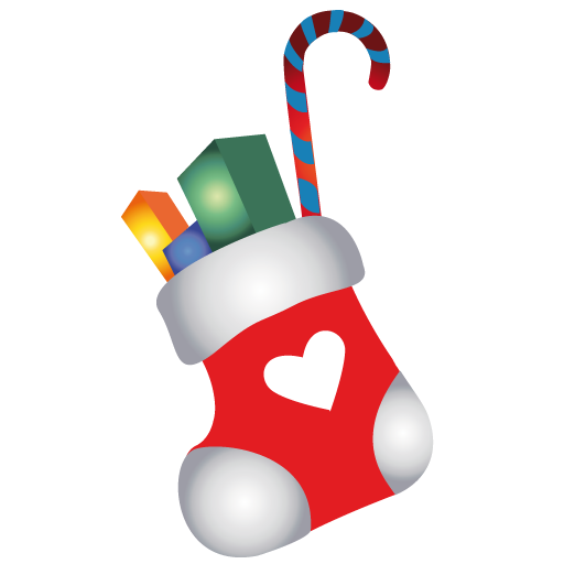 Christmas-stocking icon