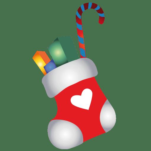 christmas stocking icon christmas iconset mohsen fakharian