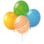 http://icons.iconarchive.com/icons/mohsenfakharian/christmas/64/balloons-icon.png