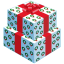 http://icons.iconarchive.com/icons/mohsenfakharian/christmas/64/gifts-2-icon.png