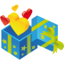 Gift-hearts icon