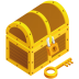 Treasure-chest icon