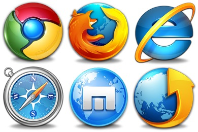 Browsers iconset 9 icons morcha Browser icon