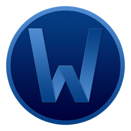 Word Circle Colour icon