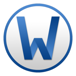 Word Circle Icon Microsoft Office Yosemite Iconset Matthew Pollak