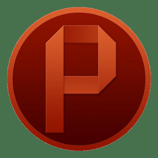 PowerPoint Circle Colour icon