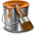 Paint-bucket icon