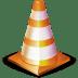 Traffic-cone icon