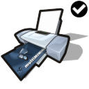 Printer standard icon