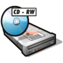 cdrw drive icon