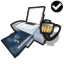 Printer-network-standard icon