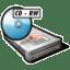 Cdrw-drive icon