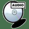 Cd-audio icon