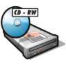 Cdrw-drive icon