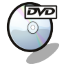 Dvd-rom icon