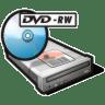 Dvd-rw-drive icon