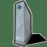Firewire-disk icon
