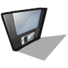 Floppy-disk icon