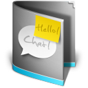 Chat Folder icon