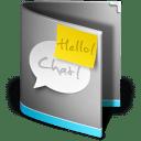 Chat Folder icon