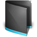 Folder Generic Black icon