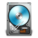 HD OpenDrive Blue icon