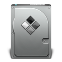 HD Windows or Bootcamp icon