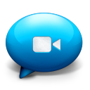 IChat-Blue icon
