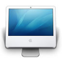 iMac OSX icon
