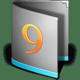 Folder Classic Alt icon