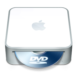 Mac Mini DVD icon