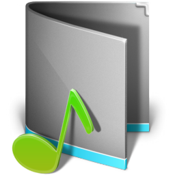 Music Folder Alt icon