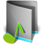 Music-Folder-Alt icon