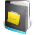 Documents-Folder-Black icon