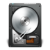 HD-OpenDrive-Black icon
