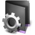Smart-Folder-Black icon