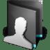 Users-Folder-Black icon