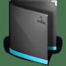 Antares-Folder-Black icon